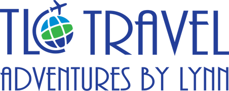 tlc travel, TLC Travel logo, blue and green globe